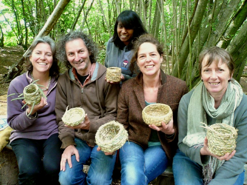 wild basketry and wild pottery gift vouchers