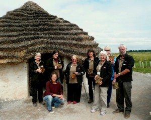 neolithic basketry group