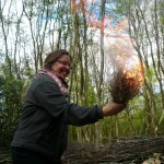 wild fire-making course sussex