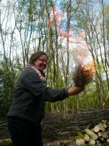 fire-making