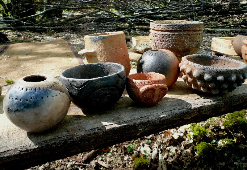 Wild Pottery courses sussex