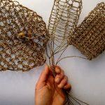 cordage looped bags